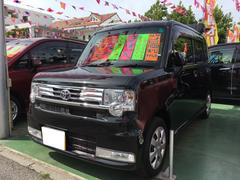 沖縄の中古車 トヨタ ピクシススペース 車両価格 69万円 リ済別 平成25年 6.6万K ブラックマイカメタリック
