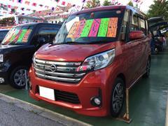 デイズルークスハイウェイスター X Vセレクション ナビ TV 軽自動車