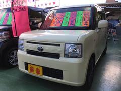 沖縄の中古車 トヨタ ピクシススペース 車両価格 79万円 リ済別 平成25年 2.1万K コットンアイボリー
