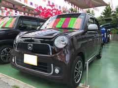 沖縄の中古車 ホンダ N−ONE 車両価格 85万円 リ済別 平成26年 2.1万K DブラウンII