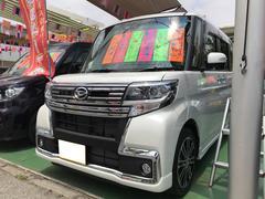 沖縄の中古車 ダイハツ タント 車両価格 149万円 リ済別 平成29年 0.8万K パールホワイトIII
