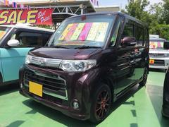沖縄の中古車 ダイハツ タント 車両価格 75万円 リ済込 平成23年 8.0万K ダークパープルM