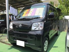 沖縄の中古車 トヨタ ピクシスバン 車両価格 69万円 リ済別 平成24年 6.6万K ブラック