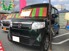 N BOXG・Lパッケージ TV ナビ 軽自動車 インパネCVT AC