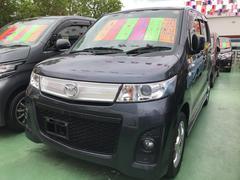 AZワゴンカスタムスタイルXS TV ナビ 軽自動車 ETC CVT ワンオーナー