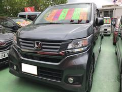N−WGNカスタムG 軽自動車 ポリッシュドメタルメタリック CVT