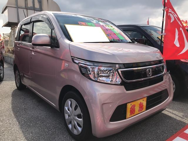 沖縄県の中古車ならN-WGN G・Aパッケージ TV ナビ 軽自動車 ETC