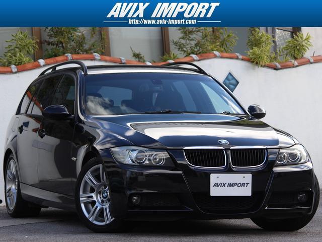 BMW 320iTRG MスポーツPKG 17AW ミラーETC禁煙