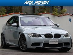 BMWM3セダン MドライブPKG 赤革SR 7速MDCT HDD
