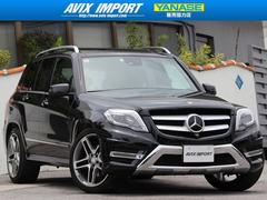 M・ベンツ GLK350BE4マチック AMG EXCRSF 黒革HDD