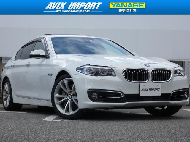BMW BMW AHV5 LUX 後期型 SR LED黒革 ACCナビ地デジ