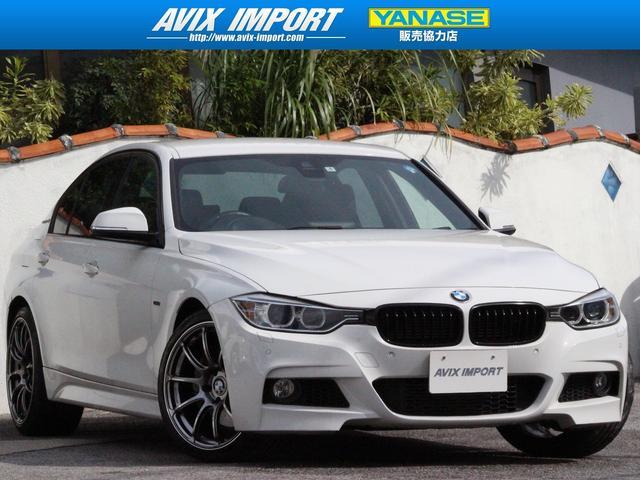 沖縄の中古車 BMW BMW 車両価格 168万円 リ済別 2013(平成25)年 6.0万km アルピンホワイト