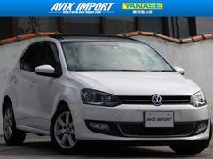 VW ポロTSIハイライン パノラマSR 社外ナビ地デジ 15AW