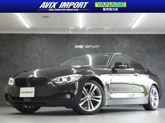 BMW420iクーペスポーツ ACC HDDBカメラ 18AW禁煙