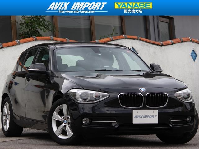 沖縄の中古車 BMW BMW 車両価格 88万円 リ済別 2012(平成24)年 2.3万km ブラックサファイアメタリック