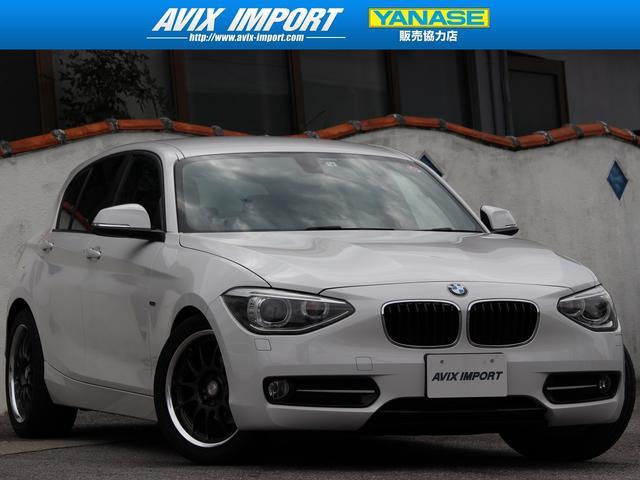 沖縄の中古車 BMW BMW 車両価格 88万円 リ済別 2012(平成24)年 6.3万km アルピンホワイト