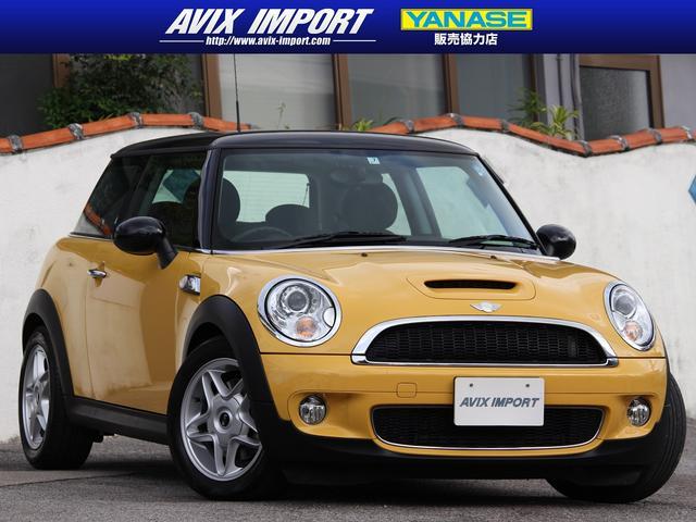 沖縄の中古車 MINI MINI 車両価格 78万円 リ済別 2009(平成21)年 3.5万km メローイエロー
