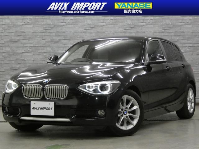 沖縄の中古車 BMW 1シリーズ 車両価格 98万円 リ済別 2012(平成24)年 4.5万km ブラックサファイア