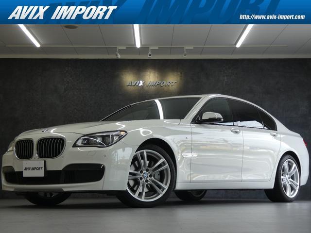 沖縄の中古車 BMW 7シリーズ 車両価格 238万円 リ済別 2013(平成25)年 5.6万km アルピンホワイト