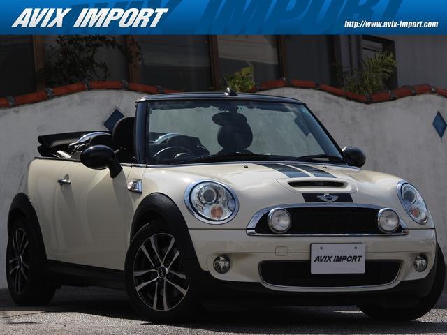 沖縄の中古車 MINI MINI 車両価格 128万円 リ済別 2009(平成21)年 5.5万km ペッパーホワイト