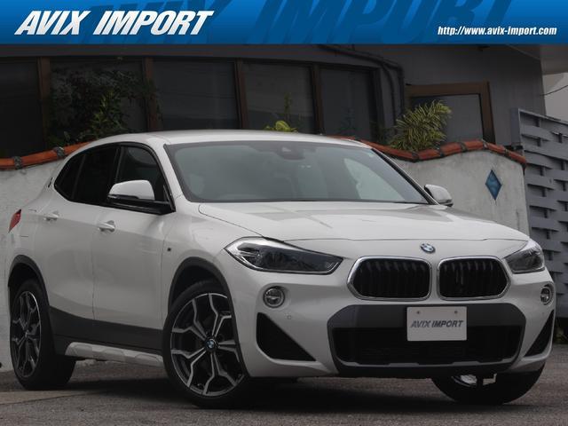 BMW xDrive 20i MスポーツX アドバンストアクティブセーフティーPKG コンフォートPKG ACC HUD LED 安全支援装置 純正HDDナビBカメラ 20AW オートトランク 禁煙1オナ 本土仕入