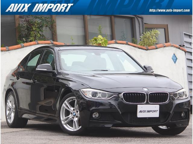 BMW 3シリーズ 320dブルーパフォーマンス Mスポーツ 純正HDDナビ地デジBカメラ 18AW キセノンHL ミラーETC パークディスタンスコントロール DOHC 直列4気筒ディーゼルターボ 電子制御8速AT 禁煙車