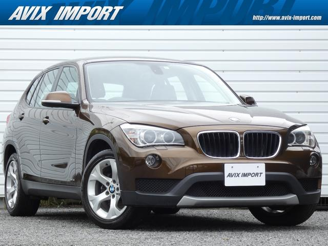 BMW X1 sDrive 18i 黒レザー コンフォートアクセス 純正HDDナビ シートヒーター キセノンHL 純正17AW 1オナ 電子制御6速AT DOHC直列4気筒 ステップトロニック