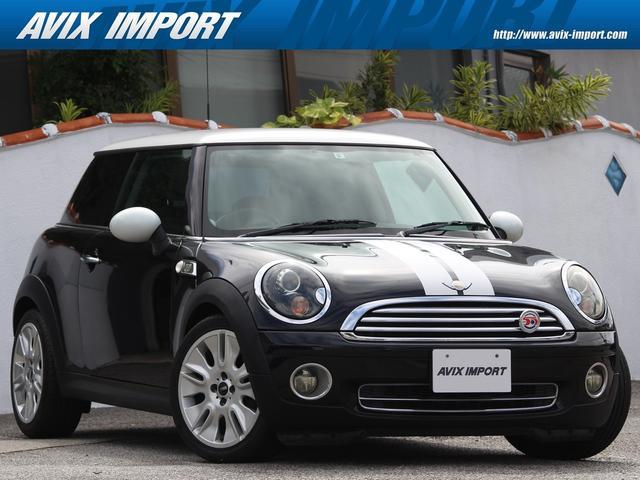 沖縄の中古車 MINI MINI 車両価格 78万円 リ済別 2011(平成23)年 6.2万km ミッドナイトブラック