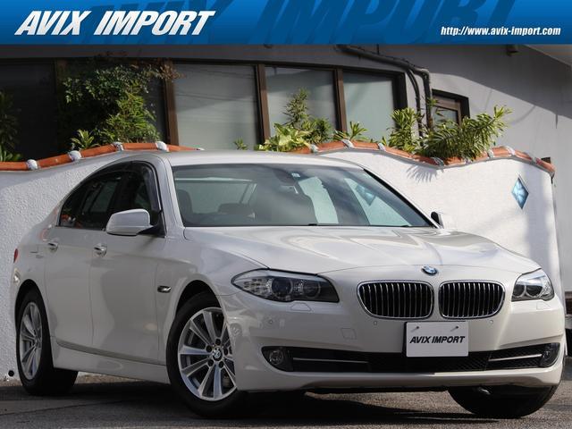 沖縄の中古車 BMW 5シリーズ 車両価格 98万円 リ済別 2010(平成22)年 5.3万km アルピンホワイト