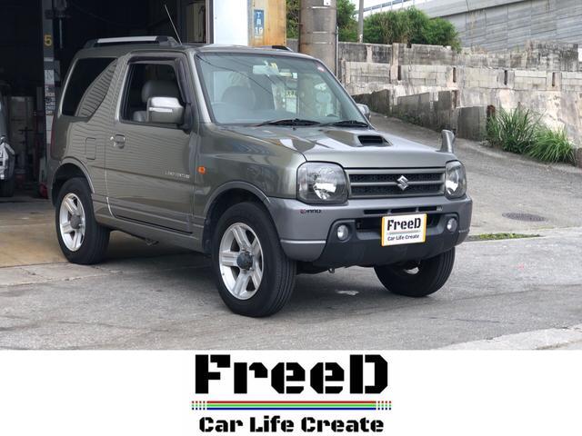 沖縄県の中古車ならジムニー ランドベンチャー 本土車両 2年保証付き