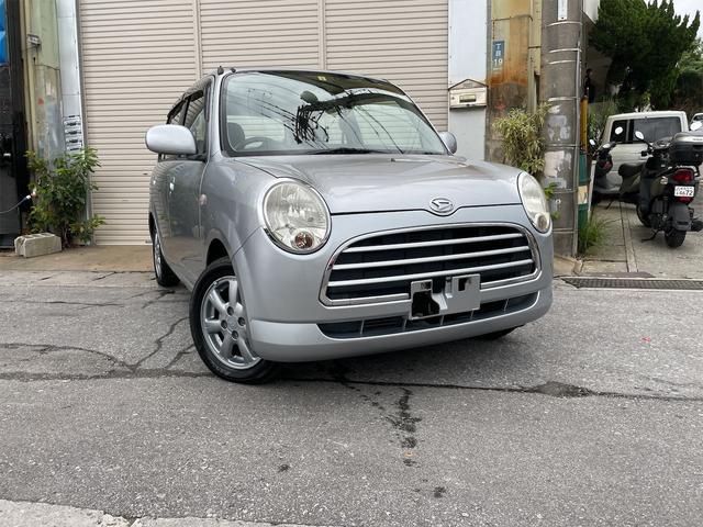 沖縄県中頭郡西原町の中古車ならミラジーノ L バッテリー新品 タイミングベルト交換済