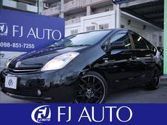 沖縄の中古車 トヨタ プリウス 車両価格 59万円 リ済別 平成18年 6.2万K ブラック