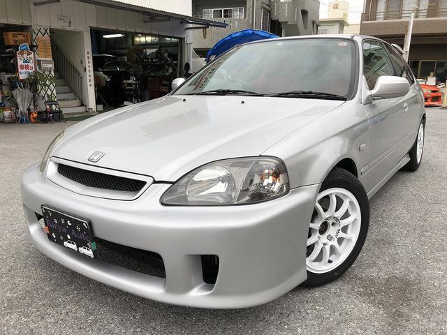 沖縄県の中古車ならシビック タイプR