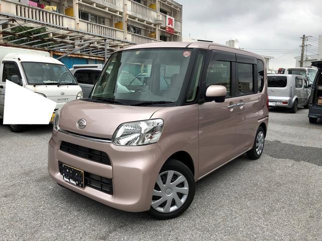 沖縄県浦添市の中古車ならタント L
