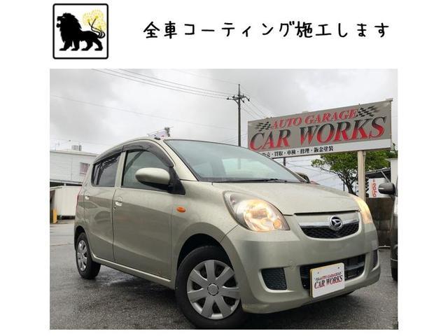 沖縄県の中古車ならミラ Lセレクション 電動格納ミラー ガラスコーティング