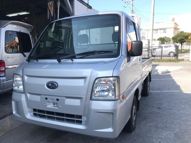 沖縄県の中古車ならサンバートラック TB 5MT 2WD エアコン