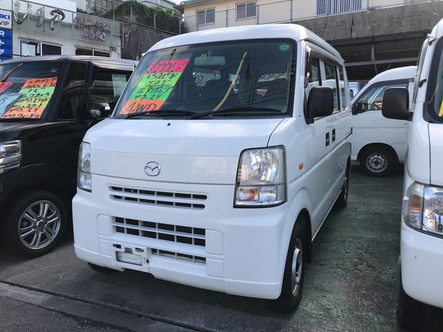 マツダ 5速MT エアコン パワステ 4WD