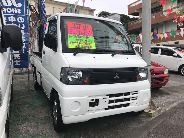 三菱 VX-SE エアコン パワステ 4WD 5速MT