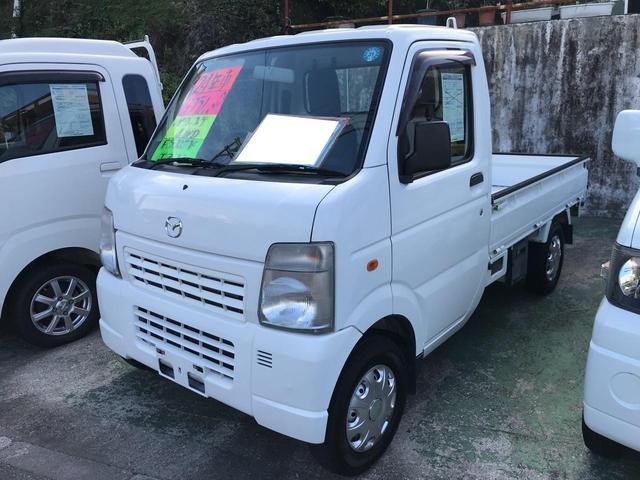沖縄県の中古車ならスクラムトラック 4WD エアコン パワステ