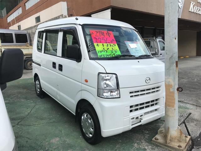 沖縄県沖縄市の中古車ならスクラム PA エアコン パワーステアリング Wエアバック ABS