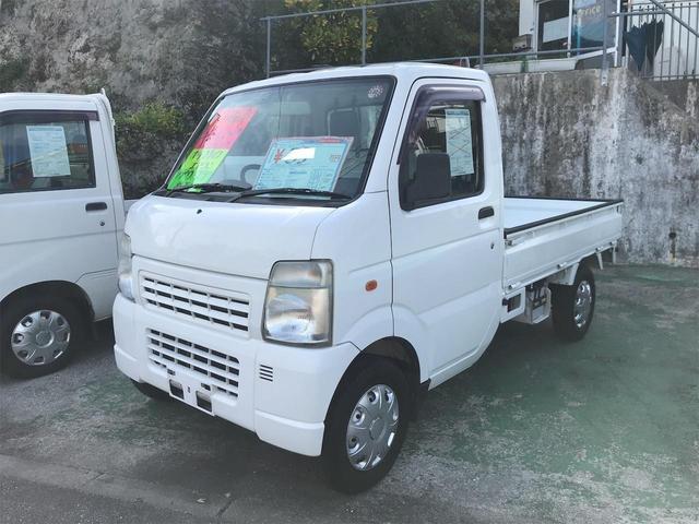 沖縄県の中古車ならキャリイトラック KC オートマチック エアコン ETC パワーステアリング