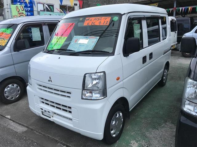 沖縄県沖縄市の中古車ならミニキャブバン G オートマチック エアコン パワーステアリング パワーウィンドウ Wエアバック ETC キーレス