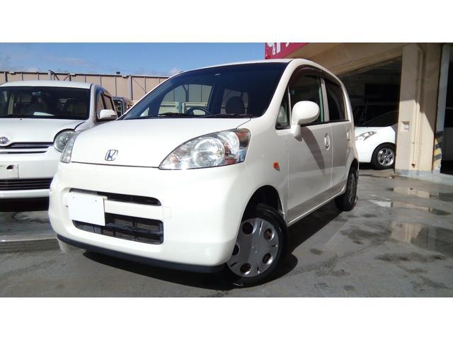沖縄の中古車 ホンダ ライフ 車両価格 29.8万円 リ済別 平成19年 3.8万km ホワイト