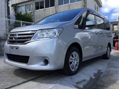 沖縄の中古車 日産 セレナ 車両価格 69.8万円 リ済別 平成23年 8.3万K シルバーM