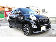 沖縄の中古車 ダイハツ キャスト 車両価格 119.8万円 リ済別 平成28年 1.4万K ブラックII