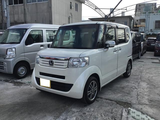 N-BOX:沖縄県中古車の新着情報