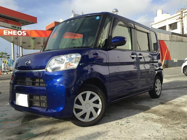 沖縄県の中古車ならタント L フルセグナビ・DVD再生・Bluetooth対応・ETC・ドラレコ