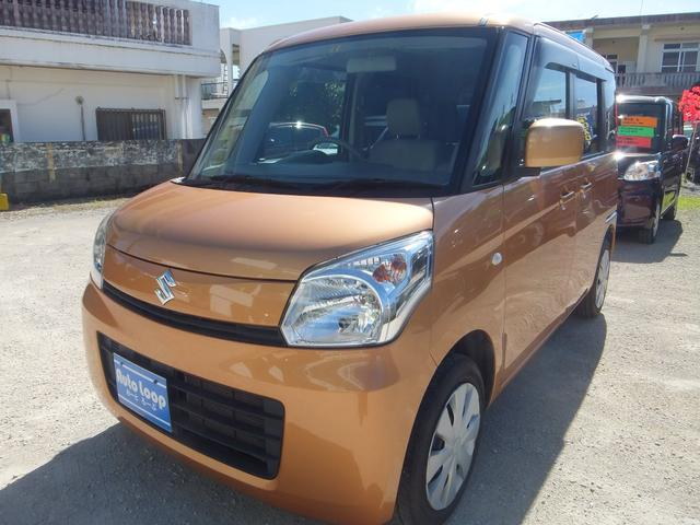 沖縄県沖縄市の中古車ならスペーシア Xパワースライドドア