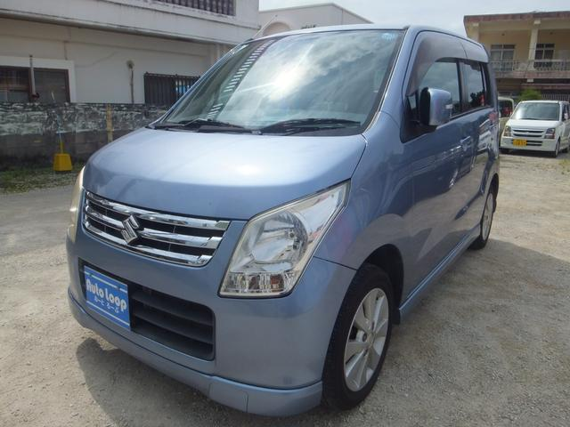 沖縄県豊見城市の中古車ならワゴンR FXリミテッドII