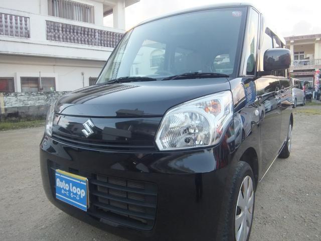 沖縄県沖縄市の中古車ならスペーシア X パワースライドドア テレビ付ナビ エネチャージ 本土車。